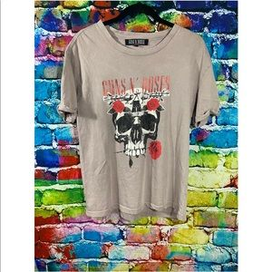 Guns N Roses crewneck T-shirt M